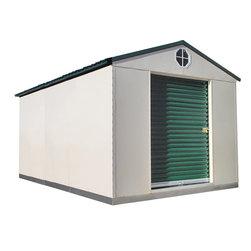 Buildings Available - Temloc 10'x16' Standard Steel Building