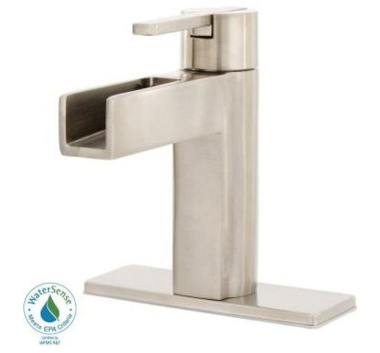 Modern Bathroom Faucets And Showerheads by Home Depot