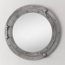 Porthole Mirror | Mirrors | Restoration Hardware Baby & Child