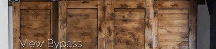 Barn Door Hardware From Rustica Hardware | As Seen On TV | Rustica Hardware