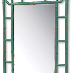 asian mirrors by Beth Connolly