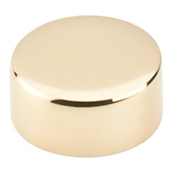 Top Knobs - K-Bolt - Polished Brass (TKM975-pair) - K-bolt - Polished Brass (TKM975-pair)