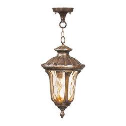 Joshua Marshal - Moroccan Gold Hanging Lantern - Moroccan Gold Hanging Lantern