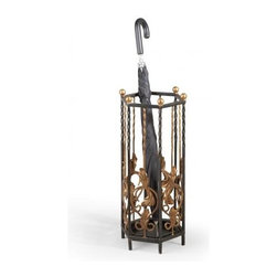 Chelsea House - New Chelsea House Umbrella Stand Metal - Product Details