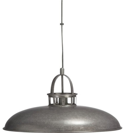 contemporary pendant lighting by CB2