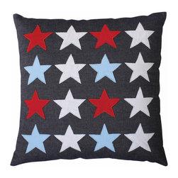 Babyface - Multi Star Pillow - •100% cotton.