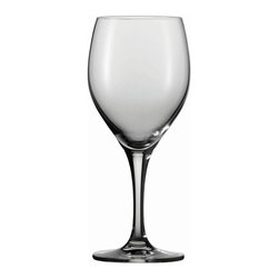 Fortessa Inc - Schott Zwiesel Tritan Mondial Wine/Water Goblets - Set of 6 Multicolor - 0008.17 - Shop for Drinkware from Hayneedle.com! No matter what they hold you'll feel special using the Schott Zwiesel Tritan Mondial Wine/Water Goblets - Set of 6. Lovingly crafted of high-quality Tritan crystal glass these stunning glasses have a lasting sparkle. Elegance comes with ease with these dishwasher-safe beauties.About Fortessa Inc.You have Fortessa Inc. to thank for the crossover of professional tableware to the consumer market. No longer is classic high-quality tableware the sole domain of fancy restaurants only. By utilizing cutting edge technology to pioneer advanced compositions as well as reinventing traditional bone china Fortessa has paved the way to dominance in the global tableware industry.Founded in 1993 as the Great American Trading Company Inc. the company expanded its offerings to include dinnerware flatware glassware and tabletop accessories becoming a total table operation. In 2000 the company consolidated its offerings under the Fortessa name. With main headquarters in Sterling Virginia Fortessa also operates internationally and can be found wherever fine dining is appreciated. Make sure your home is one of those places by exploring Fortessa's innovative collections.