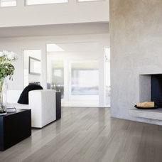 Contemporary Hardwood Flooring by La Tuilerie