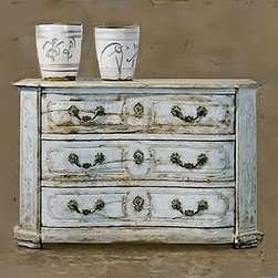 Cool Stuff - NORTHERN ITALIAN CHEST OF DRAWERS -