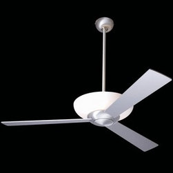 Modern Fan Company - Modern Fan Company | Aurora Ceiling Fan - Design by Ron Rezek.