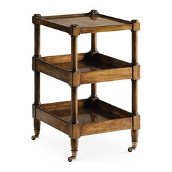 Baker Furniture - Tiered Side Table -