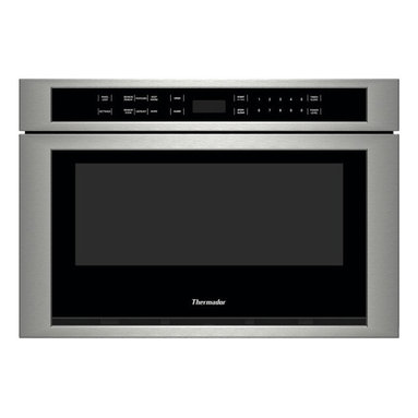 """Thermador 24"""" Built-in Microwave Drawer, Stainless Steel 