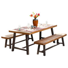 Rustic Dining Sets by Great Deal Furniture