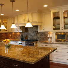 Kitchen Cabinetry by JR Kitchen & Bath