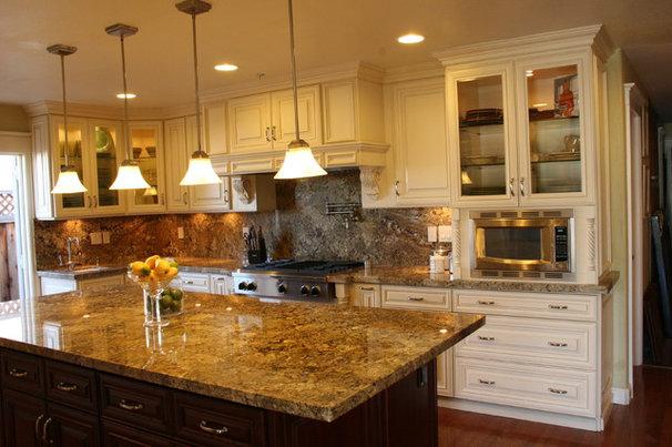 Kitchen Cabinetry by JR Kitchen & Bath