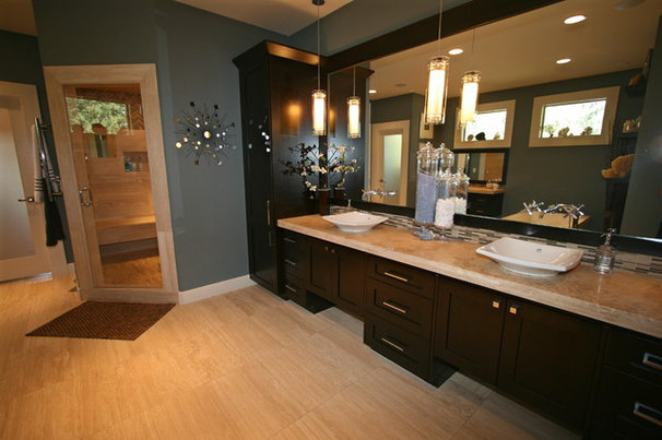 Contemporary Bathroom by Taylor Design