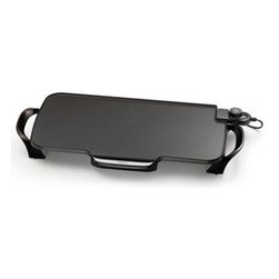 """Presto - 22"""" Electric Griddle Removable - Presto 22"""" Electric Griddle with Removable Handes"""