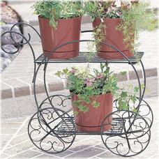 Traditional Wheelbarrows And Garden Carts by avantgardendecor.com