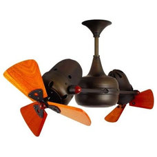 Eclectic Ceiling Fans by Urban Lighting Inc.