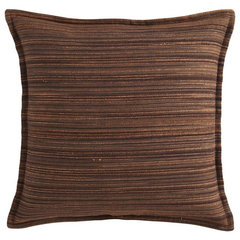 modern pillows by Crate&amp;Barrel