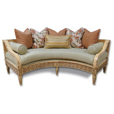 Traditional Benches by Feathers Custom Furnishings
