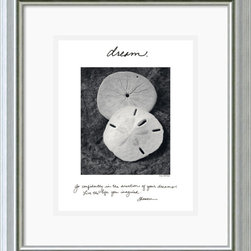 Amanti Art - Dream Framed Print by Debra Van Swearingen - Go confidently in the direction of your dreams. Live the life you imagined.