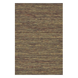 Loloi Rugs - Loloi Rugs Leyton Taupe-Green Transitional Hand Woven Rug X-6563RGAT30-OLTYEL - The Leyton Collection features a series of hand-woven dhurries with simple, yet playful designs, enhanced by its vibrant colors. Made of 60% wool and 40% cotton from India, Leyton's patterns are elevated to create a high/low effect for enriched value.