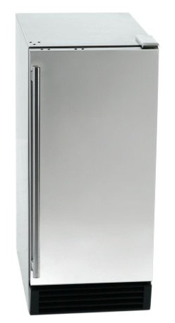 Orien USA - Stainless Steel Outdoor 3.2 Cu Ft Refrigerator - All 304 stainless steel body for lasting durability