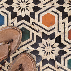 Wall And Floor Tile by Filmore Clark