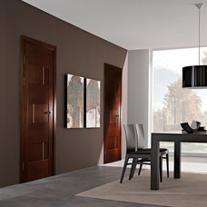 Contemporary Dining Room by Modern Home Luxury