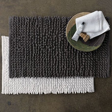 Modern Bath Mats by West Elm