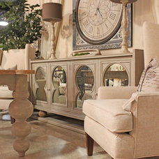 Eclectic Buffets And Sideboards by Elizabeth Cole, LLC