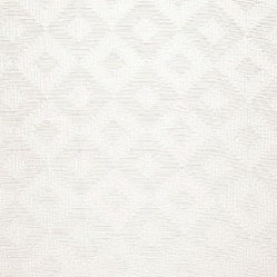 Schumacher - Amazing Maze Fabric, Cloud - 2 YARD MINIMUM ORDER