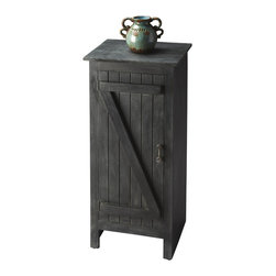 Butler - Storage Cabinet - Crafted from mango wood solids and wood products, this chest features ...