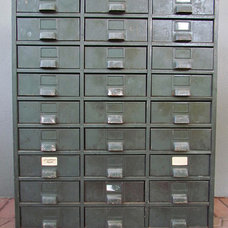 Traditional Filing Cabinets by RedinFred
