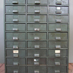 Manhattanville Drawers - Every office needs a file cabinet, and this one can hold everything from paper to fabric.