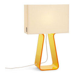 Tube Top Color Lamp -