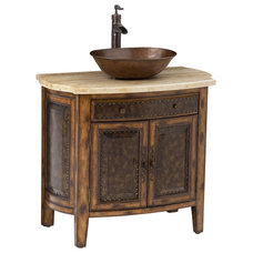 Traditional Bathroom Vanities And Sink Consoles by Ambella Home Collection, Inc.