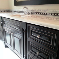 Traditional Bathroom Vanities And Sink Consoles by Belle Choices