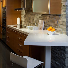 Contemporary Kitchen by Swanson Interior Design Group