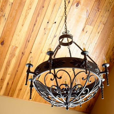 Farmhouse Chandeliers by Ourso Designs