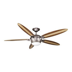 "Ellington E-SBF58AN5LKRCR2 Surfboard Fan With Light - Get 10% discount on your first order. Coupon code: ""houzz"". Order today."