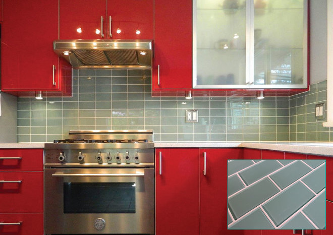 Contemporary  by Rocky Point Tile