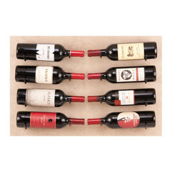 'Wine As Art' by Kessick - Wine As Art - The artistic presentation of wine in a wall hanging format.