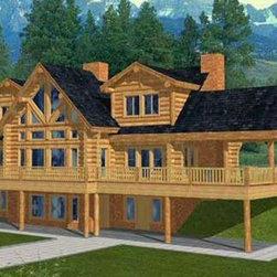 House Plan 117-401 -