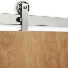 Modern Barn Door Hardware by Krown Lab