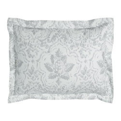 Stamattina - Standard Alessia Floral Sham - StamattinaStandard Alessia Floral ShamDetailsFrom Stamattina.Made of cotton.Fabrics are printed and finished in Italy and cut and sewn in the USA.Machine wash.