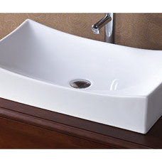 Modern Bathroom Sinks by Quality Bath