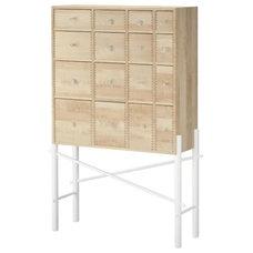 Modern Media Cabinets by IKEA