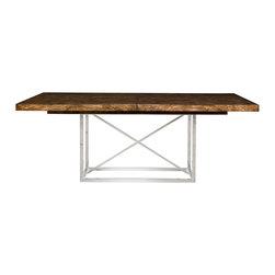 Vanguard Furniture - Vanguard Furniture Paladio Dining Table W761T-DE - Vanguard Furniture Paladio Dining Table W761T-DE